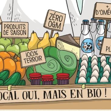 «Bio et local, c'est l'idéal»