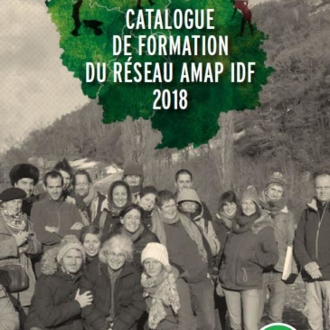 Formation «Savoir parler des AMAP» le 07/04