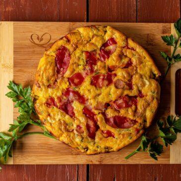 La recette de la semaine : quiche tomate-courgette