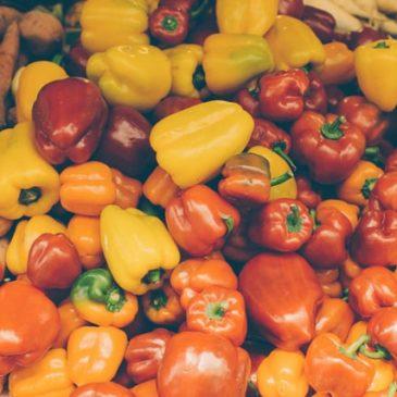 Recette de la semaine : houmous aux poivrons