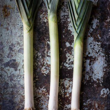 La recette de la semaine : cassolette de poireaux et surimi