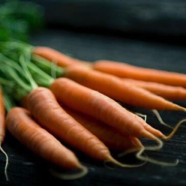 Recette de la semaine : carottes et poireaux au curry