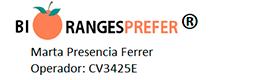 logo biorangesprefer