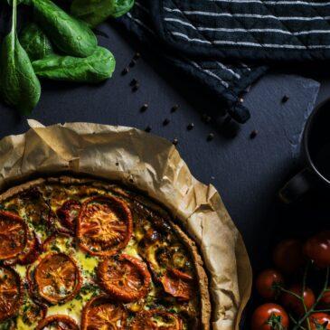 Recette de la semaine : tarte à la tomate